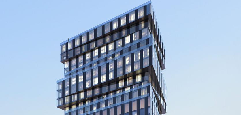 Inreal virtualisiert Frankfurter Hochhaus THE SPIN für Groß & Partner